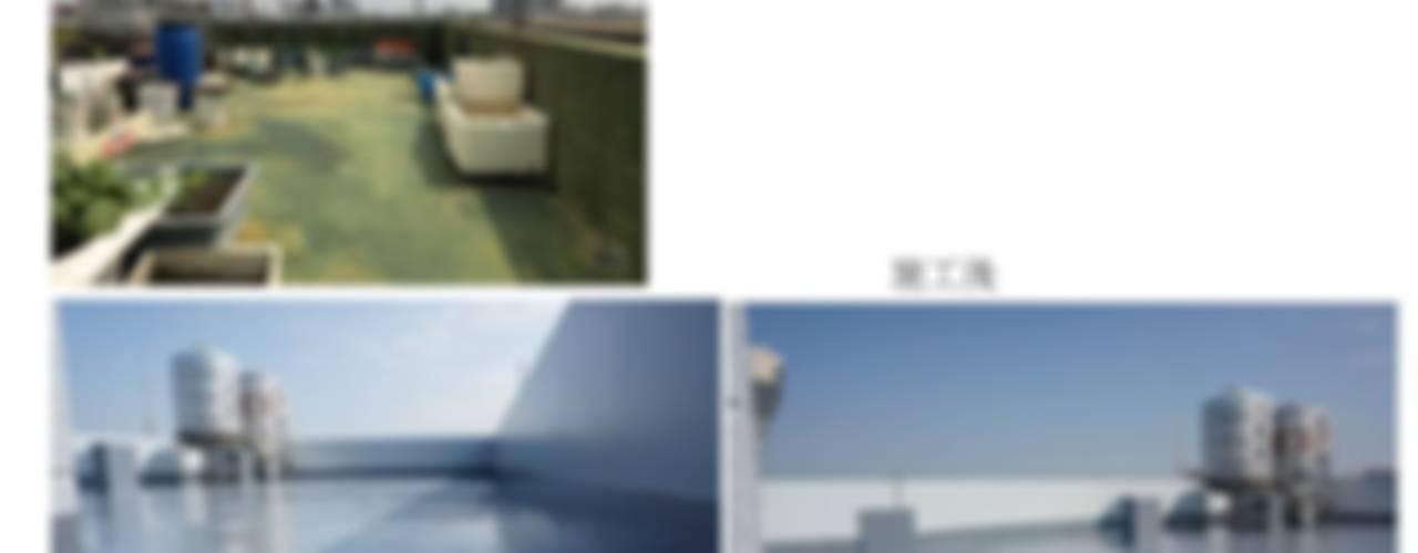 漏水-重新防治:   by 鼎士達室內裝修企劃