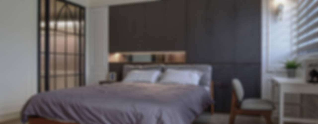 Modern style bedroom by SING萬寶隆空間設計 Modern