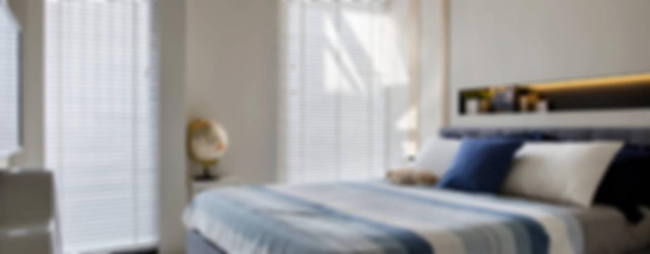 時間:  臥室 by 詩賦室內設計,