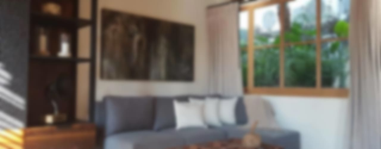 HOTEL BOUTIQUE VALLE DE BRAVO:  de estilo  por Taller Estudio P