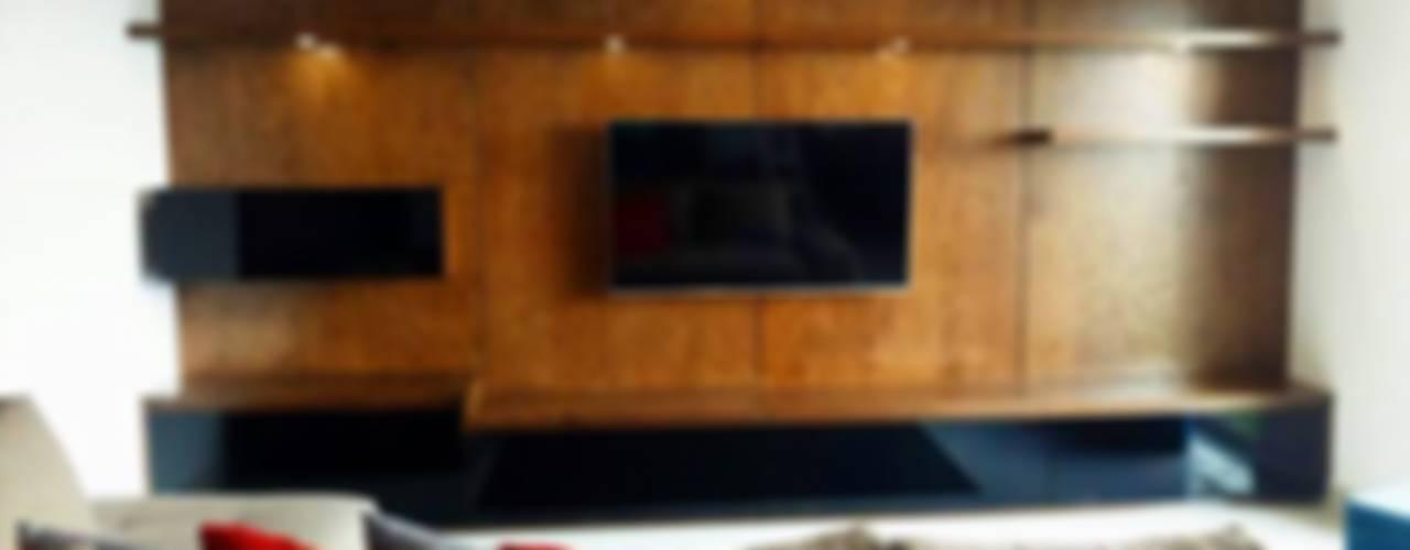 Muebles General 2:  de estilo  por Athalia cocinas y Carpinteria