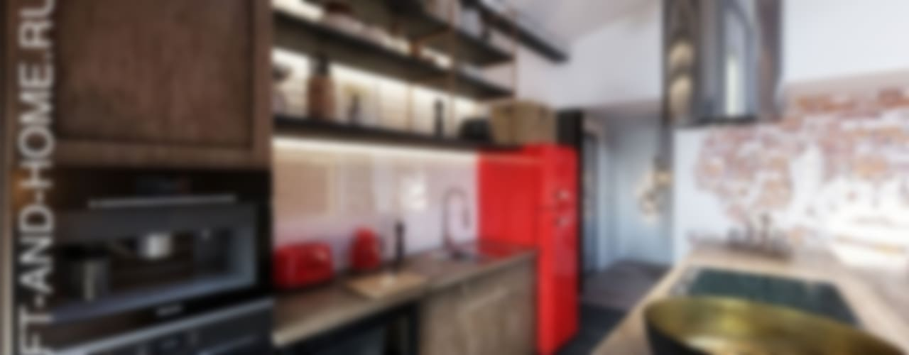 ЖК LOFT8, 123M2: Кухни в . Автор – Loft&Home