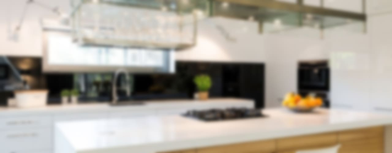 مطبخ ذو قطع مدمجة تنفيذ Klausroom