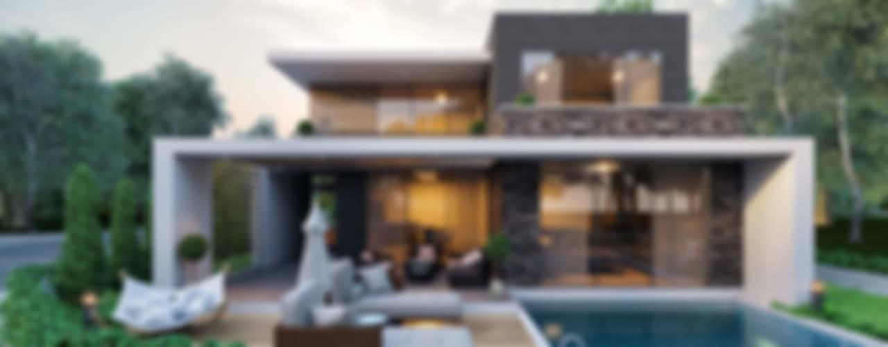 Murat T. - Villa ANTE MİMARLIK Modern