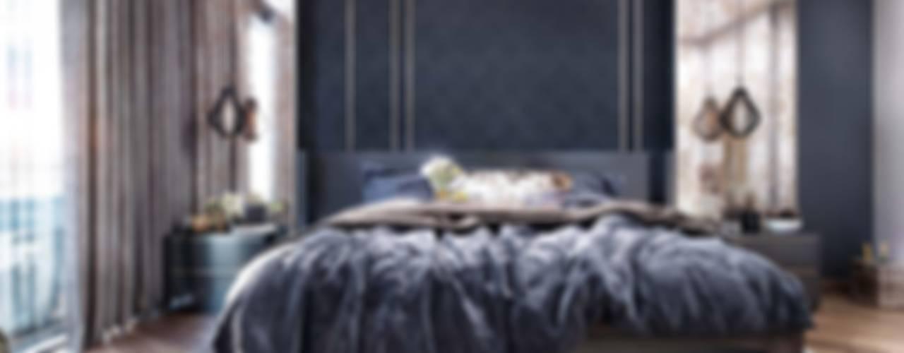 Avcılar Vizyon Konut ANTE MİMARLIK Modern Yatak Odası