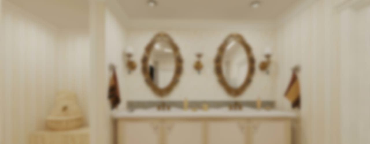 Karadavut Villa Klasik Banyo ANTE MİMARLIK Klasik