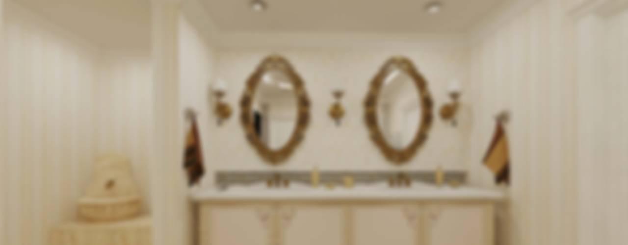 ANTE MİMARLIK  – Karadavut Villa:  tarz Banyo, Klasik