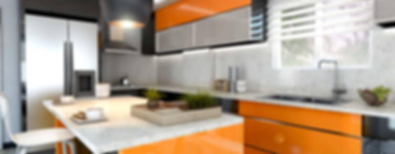 ANTE MİMARLIK  – Hikmet Bey Villa:  tarz Mutfak üniteleri