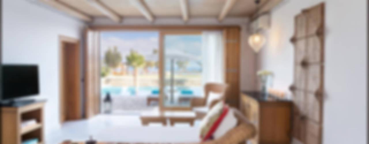 Camera da letto: Camera da letto in stile  di siru srl