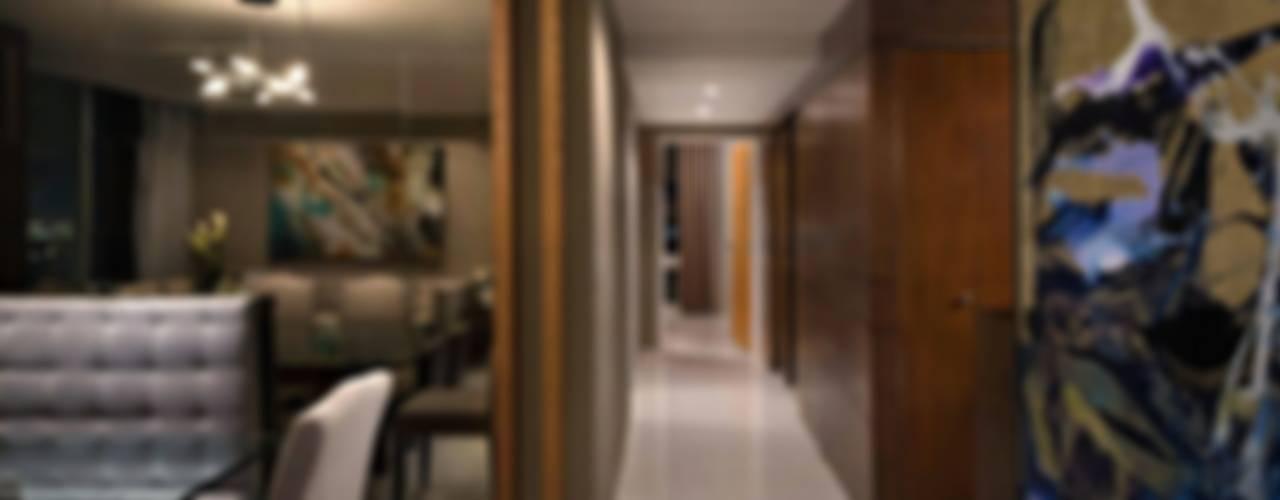 Departamento Edificio La Capital Salones modernos de Sondero29 Moderno