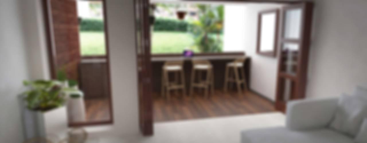 Swish Design Works Balcony