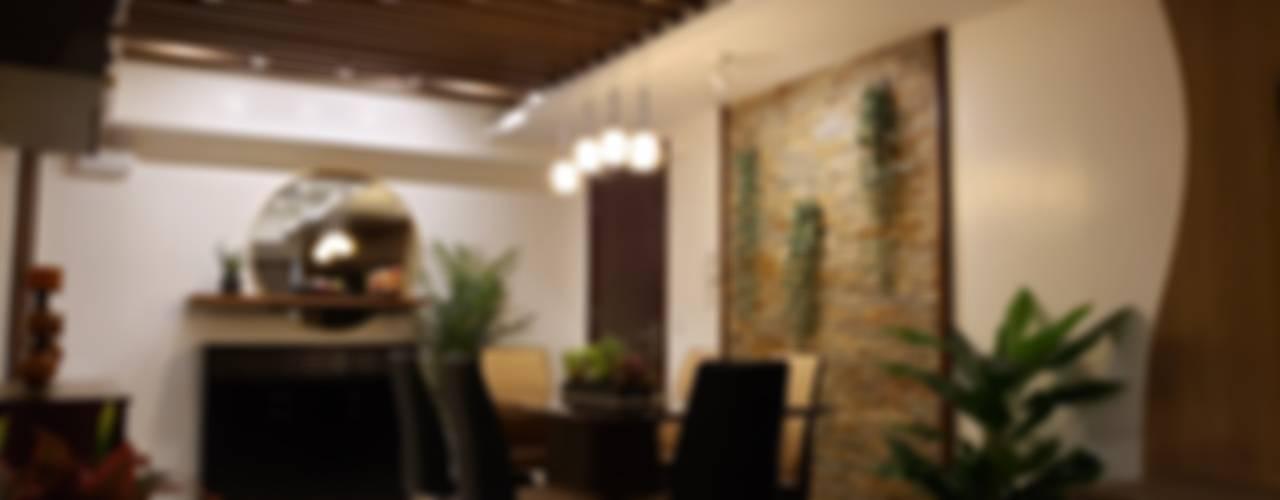 Asian Luxe Geraldine Oliva Asian style dining room
