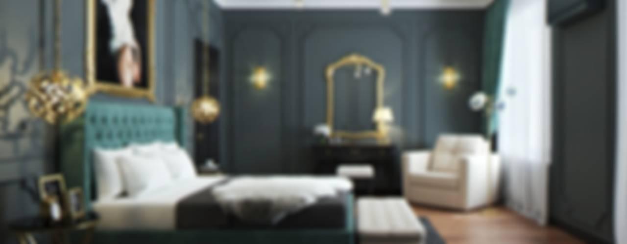 Артпланнер Dormitorios de estilo clásico