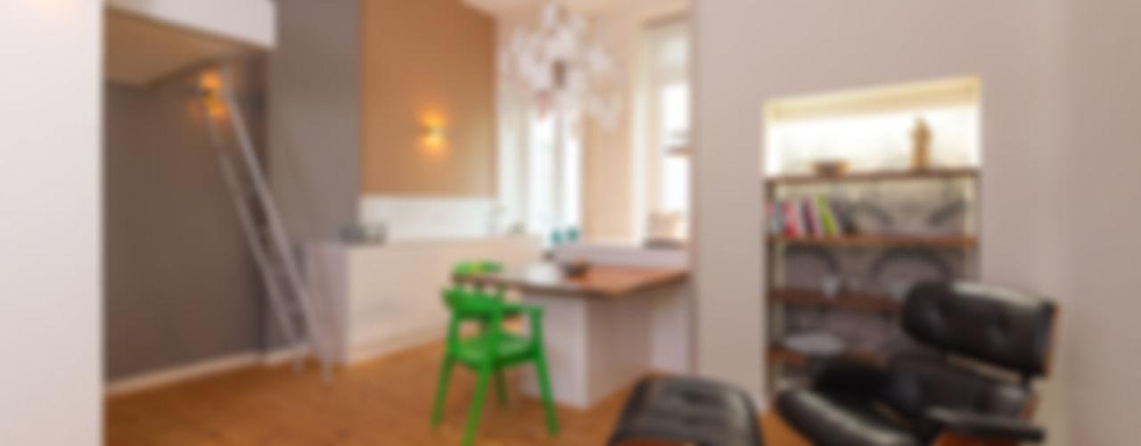 Altbau Sanierung Design Ausgefallene Küchen