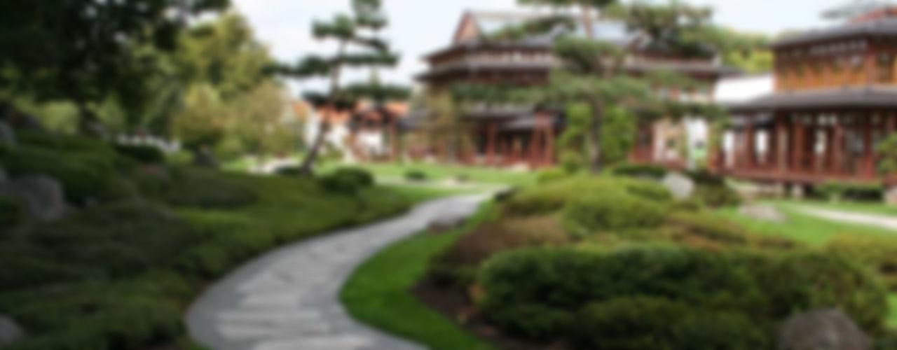Japanischer Park in Bad Langensalza Kirchner Garten & Teich GmbH Asiatischer Garten