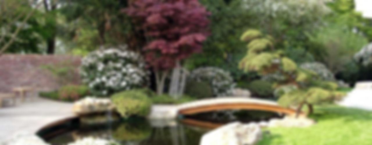 Kirchner Garten & Teich GmbH Jardines de estilo moderno