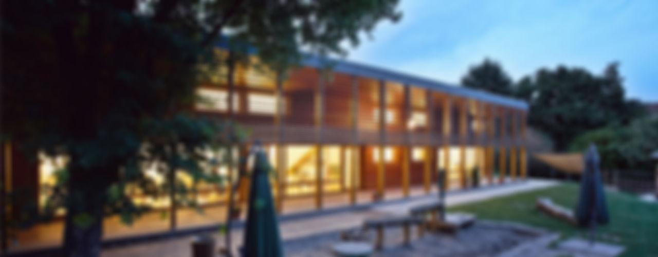Kindergarten Wolfsfeld A-Z Architekten Moderne Schulen