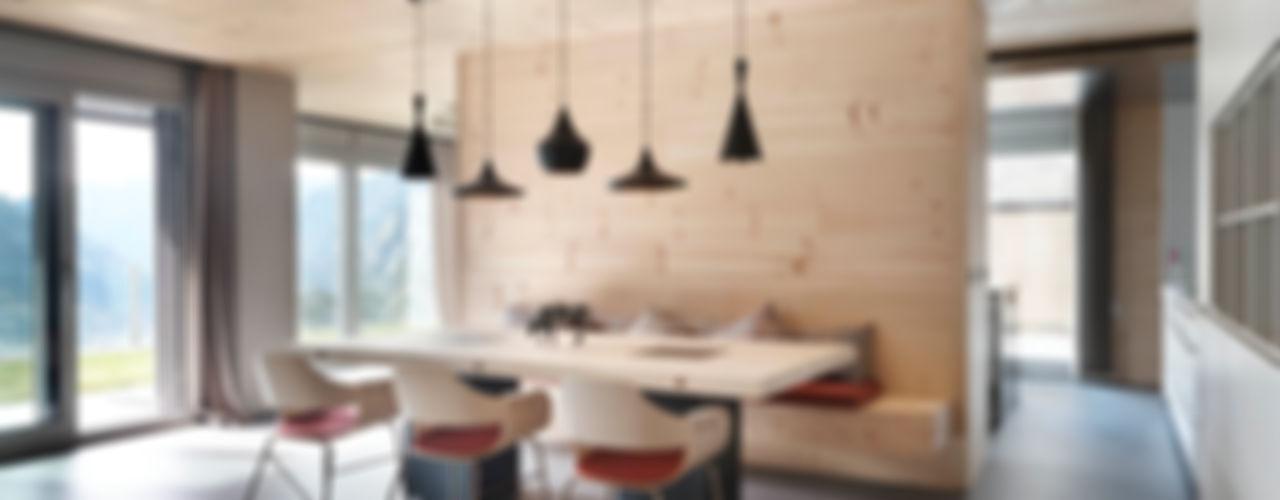 Coblonal Arquitectura İskandinav Yemek Odası