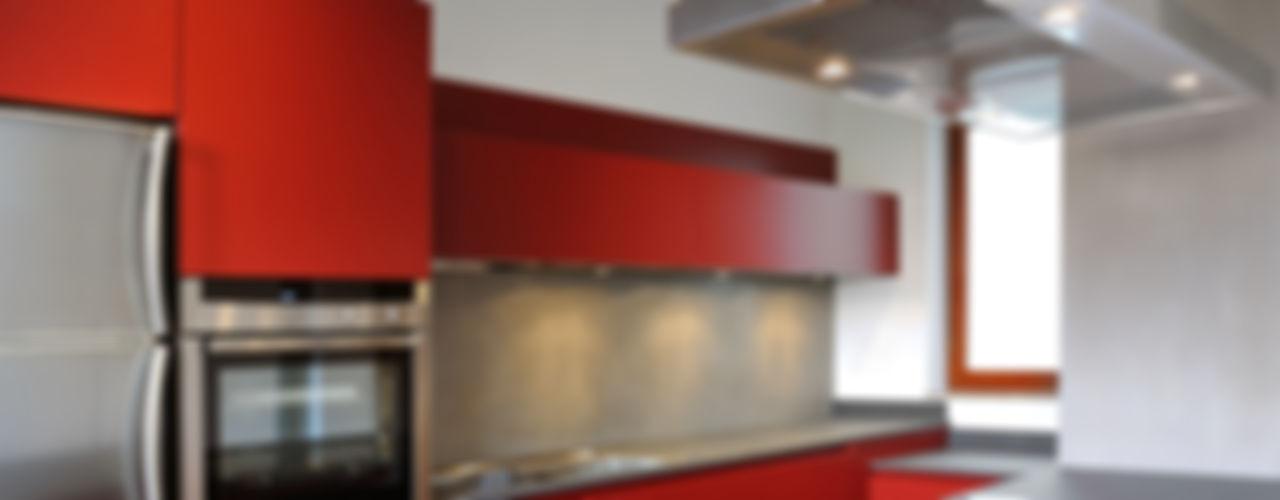 Home Appia Antica CAFElab studio Cozinhas industriais