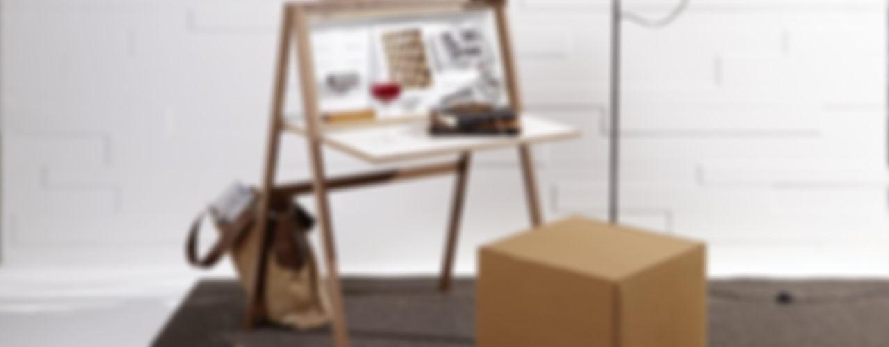 studio michael hilgers Study/officeDesks
