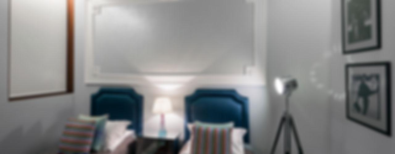VIVIENDA EN EL BARRIO DEL CARMEN (VALENCIA) Cota Cero Interiorismo Dormitorios