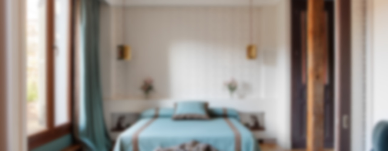 Ines Benavides Chambre moderne
