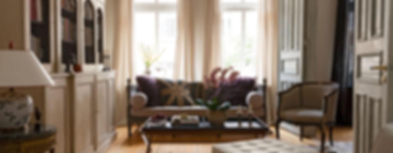Wohnzimmer Altbau Atmosphere Judith Thiel Klassische Wohnzimmer