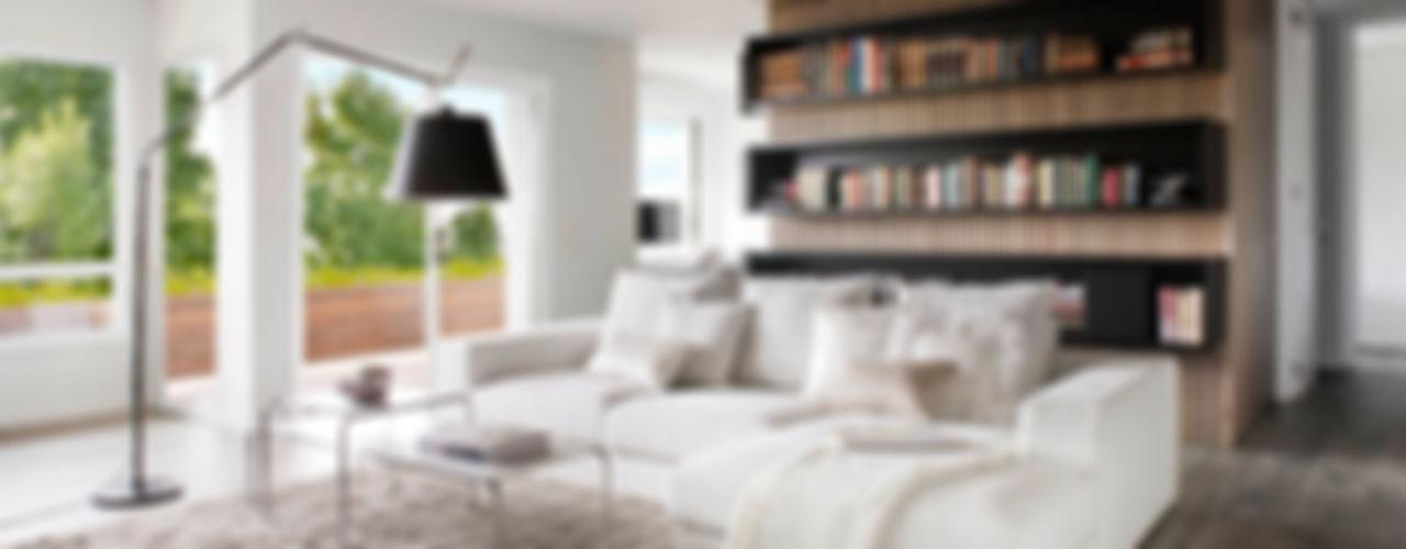 Transversal Expression Susanna Cots Interior Design Ruang Keluarga Modern