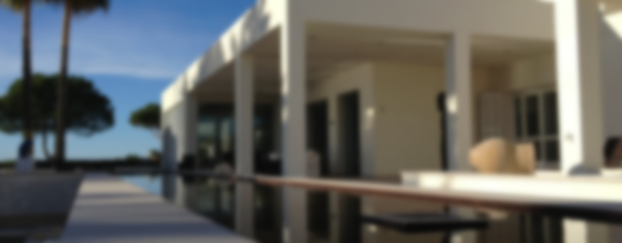 GW Fincas Cassiopea Group / FCG Architects Moderne Häuser