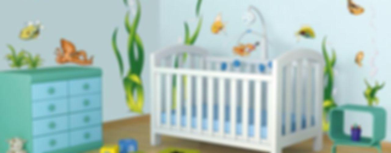 Wandtattoos für das Kinderzimmer K&L Wall Art KinderzimmerAccessoires und Dekoration