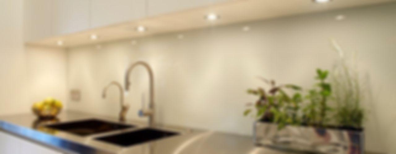 New Crane Wharf TLA Studio Modern kitchen