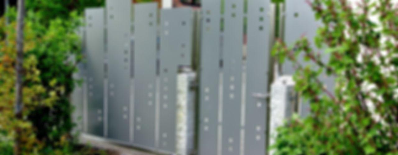 Edelstahl Atelier Crouse: Сад