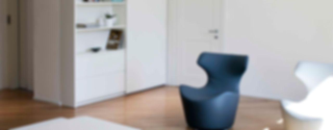 casa open space marta novarini architetto SoggiornoDivani & Poltrone