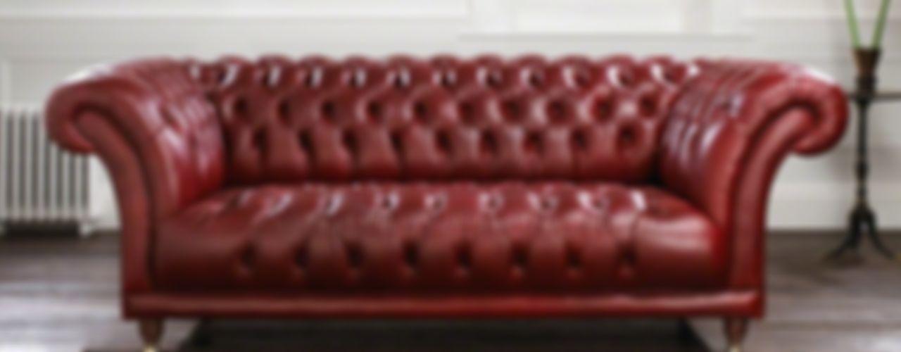 Divano Chesterfiled Modello 'Old Fashion' Made In England LUCY retrò & chic SoggiornoDivani & Poltrone