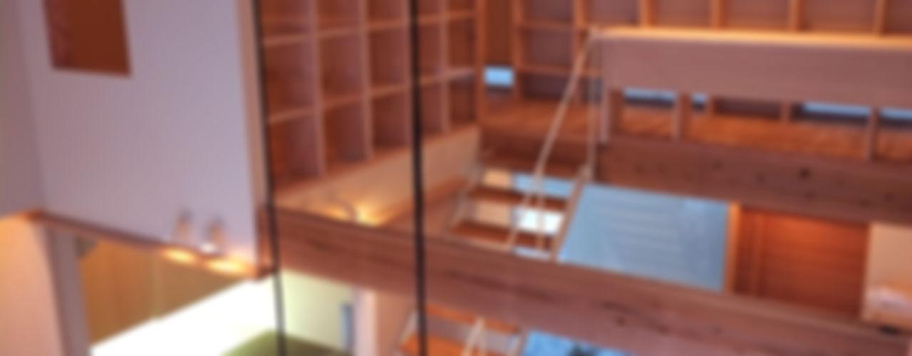 建築設計事務所SAI工房 Salas multimedia modernas