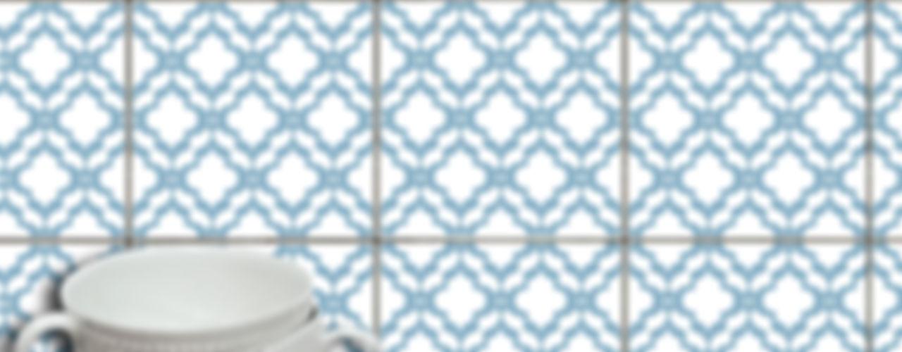 Fliesenaufkleber / Artikel Frida WandAkzente Wände & BodenFliesen