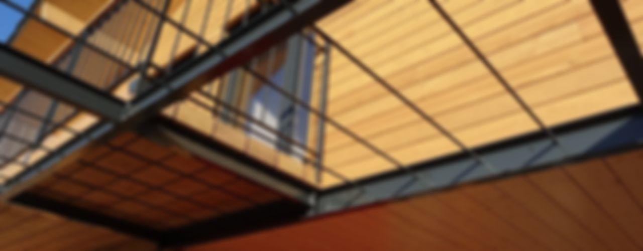 Un chalet contemporain Tangentes Architectes Maisons modernes