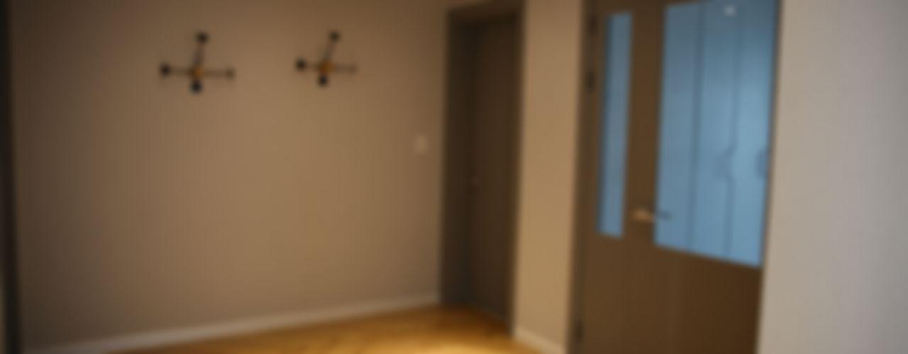 모던함과 따뜻함이 공존하는 아파트 1204디자인