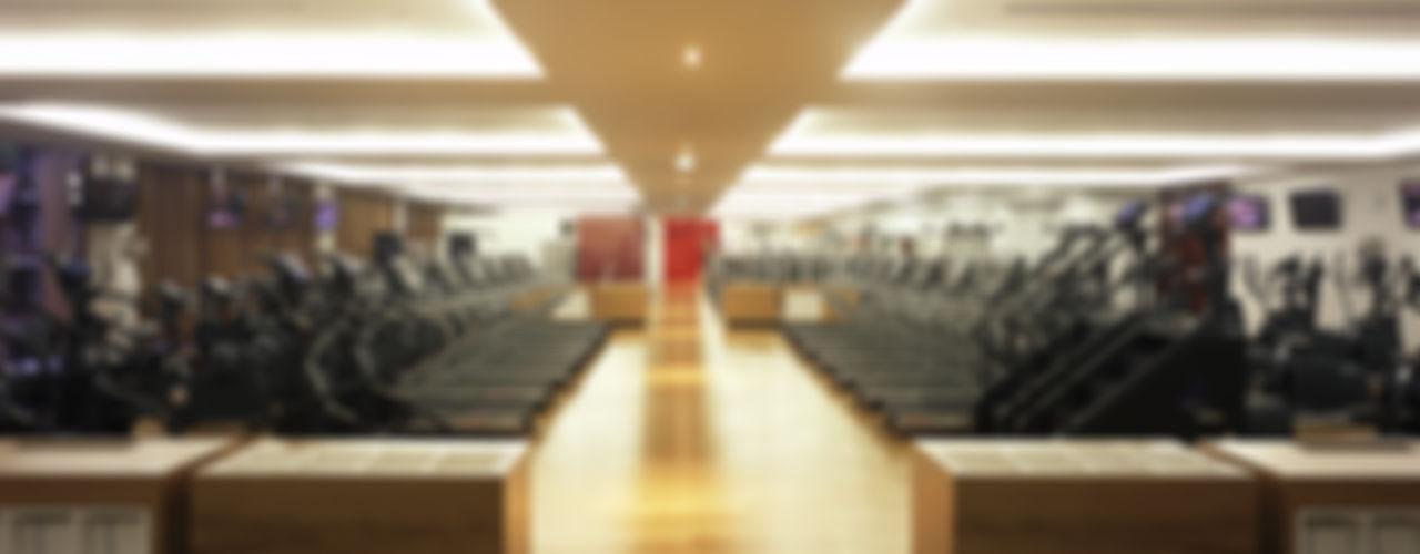 Sehw Architektur Gimnasios domésticos modernos