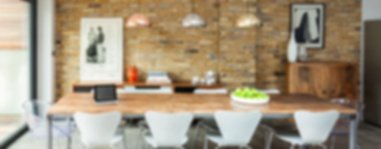 Basement Kitchen, Kingston Casey & Fox Ltd Eclectic style kitchen