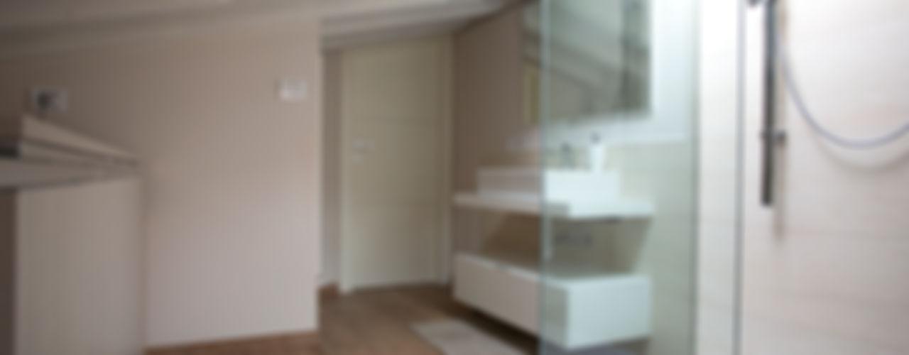 MANSARDA A BOTTICINO SERA HP Interior srl BagnoVasche & Docce