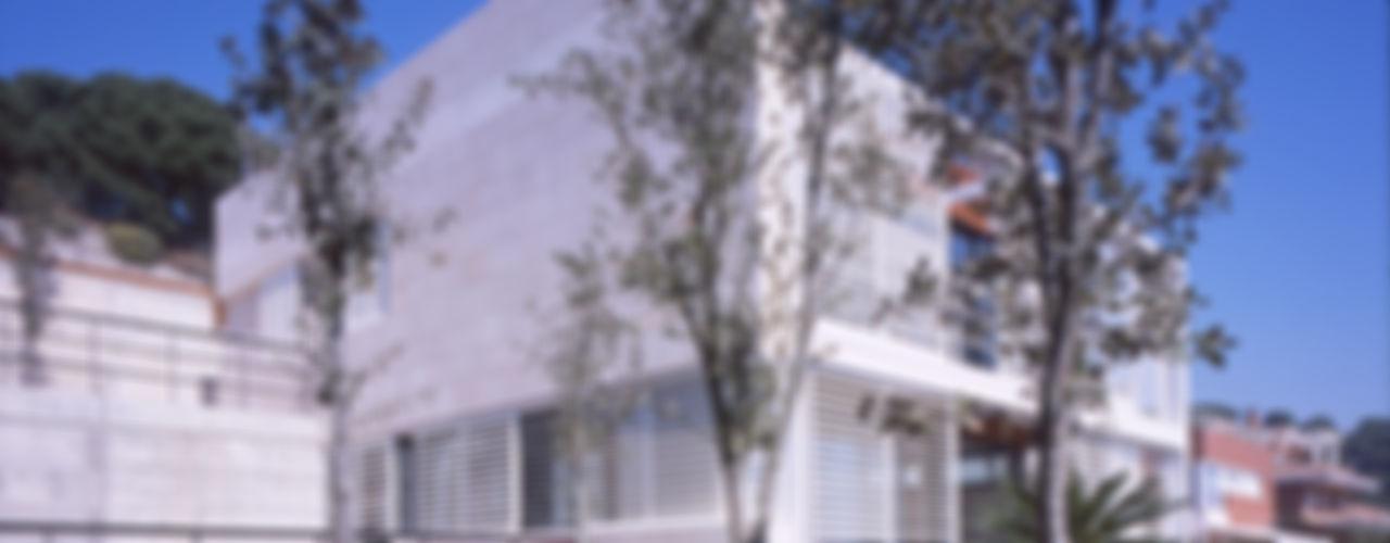 Casa en Teià CACERES arquitectes