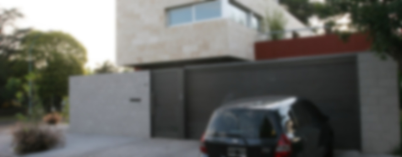 ESTUDIO GEYA Casas modernas