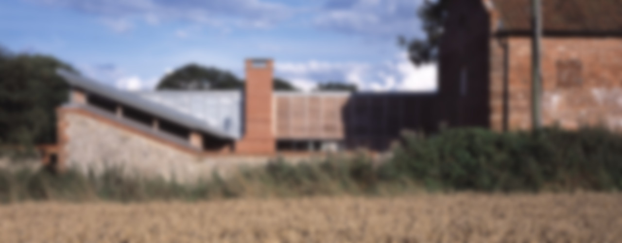 Rural Office for Architecture Modern houses