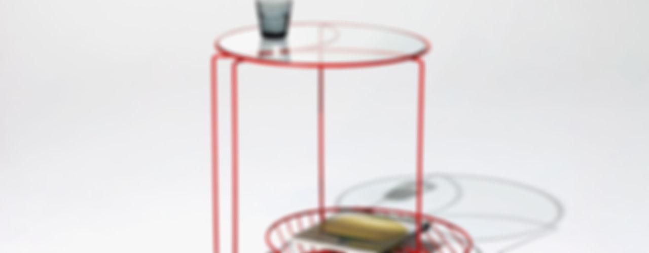 sen series Shinn Asano Design Co. ltd. リビングルームサイドテーブル&トレー
