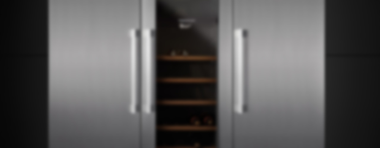 Die neue Küppersbusch Side-by-Side-Lösung aus Edelstahl: Kühlen auf höchstem Niveau Küppersbusch Hausgeräte GmbH KücheElektronik