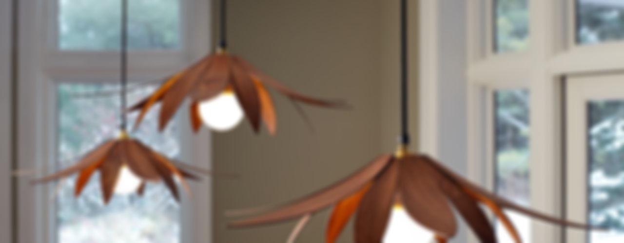 Lotus Pendant Light MacMaster Design SalonesIluminación
