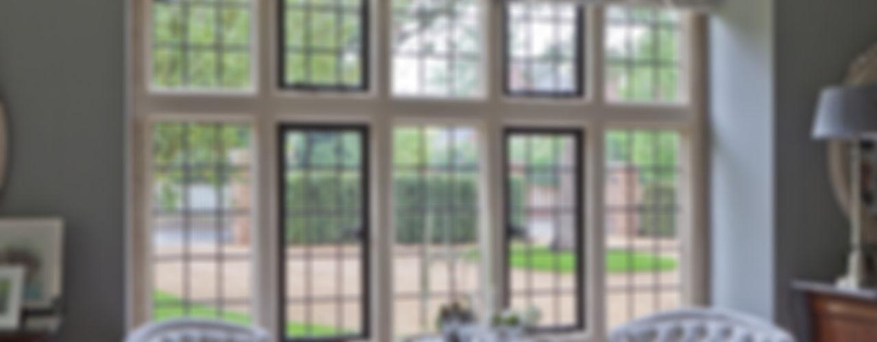 Heritage Bronze Casements Architectural Bronze Ltd Fenster & TürTüren Metall Schwarz