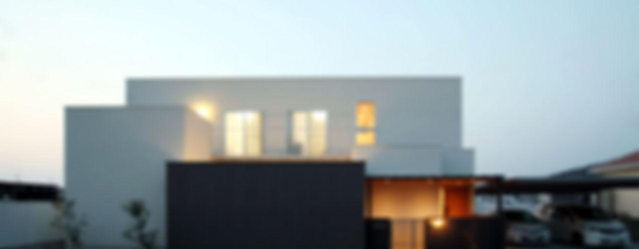 株式会社 U建築研究所 現代房屋設計點子、靈感 & 圖片