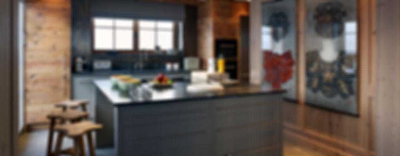 Skyfall Austria Architectural Interiors + Superyacht Photographer Kitchen